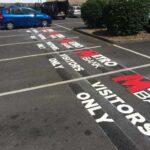 Line Marking Company Milton Keynes