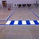 local Factory & Warehouse Floor Marking company Toseland