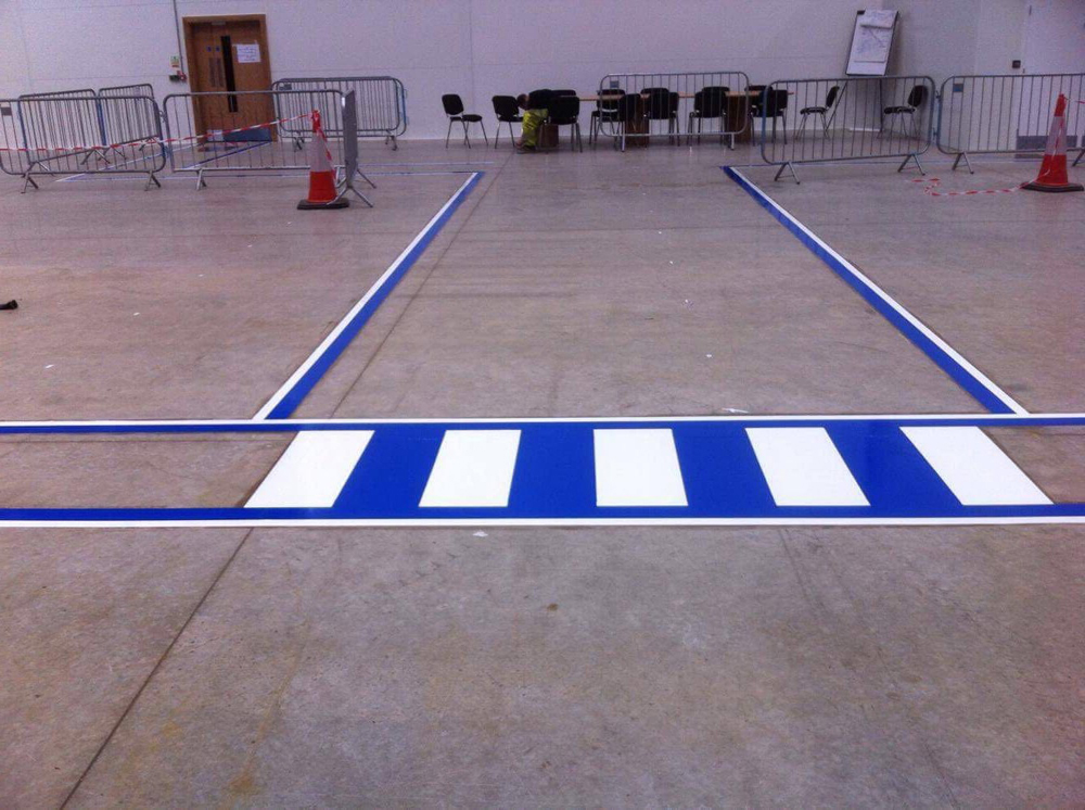 Factory Line Marking Toseland