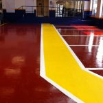 Factory & Warehouse Floor Marking company near me in Toseland